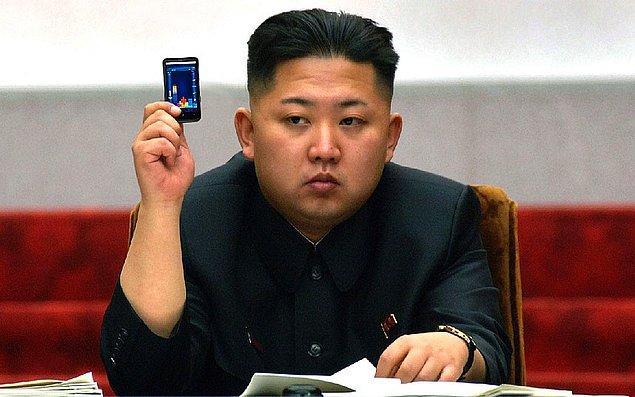 6. Öyle Almanya'daki dayımı arayacağım, Belçika'dan yengem gelecek bir telefon açayım falan demek yok. Çünkü Kuzey Kore'de uluslararası telefon görüşmeleri yapmak yasak!