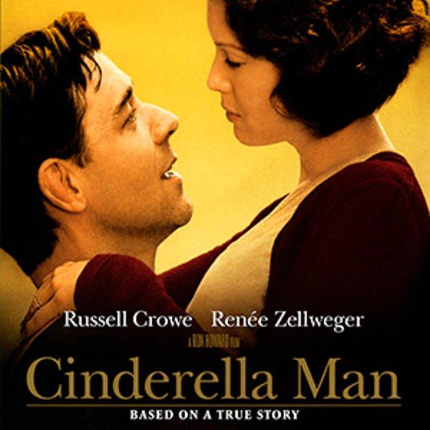 """""""Bırak da ringe çıkayım; hiç değilse bana kimin vurduğunu bilirim."""" (Cinderella Man)"""