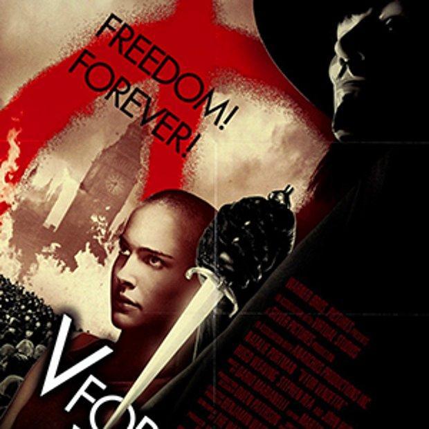 """""""Siyasiler gerçeği örtmek, sanatçılar ise gerçeği göstermek için yalan söylerler."""" (V For Vendetta)"""