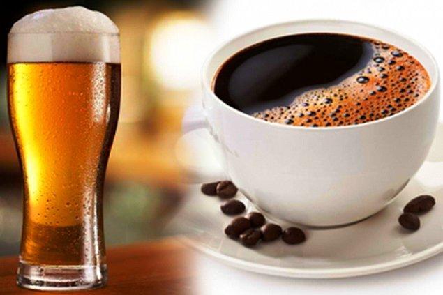 Alkol ve kafeinin azaltılması