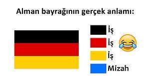 Ülke Bayraklarının Gerçek Anlamlarını Klişelerle Açıklayıp İnterneti Kahkahalara Boğan 17 Mizahşör