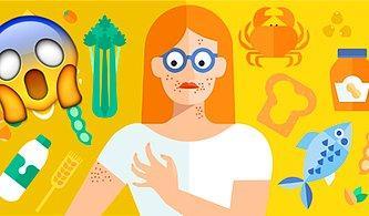Polene ve Bazı Otlara Karşı Olan Alerjinizi Daha da Azdıracak 30 Boğaz Gıdıklayıcı Besin