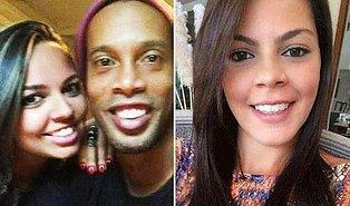 Düğünümüz Var! Efsane Futbolcu Ronaldinho Aynı Anda İki Kadınla mı Evleniyor?