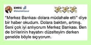 Faydalar Faydasız! Merkez Bankası'nın Müdahalesini Sallamayan Doları Mizahına Alet Eden 17 Kişi