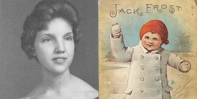 """3. Amerikalı yazar Anne Parrish, 1920'lerde Paris'te bir kitapçıyı gezerken çocukken favorisi olan """"Jack Frost ve Diğer Hikayeler"""" adlı hikaye kitabını gördü."""