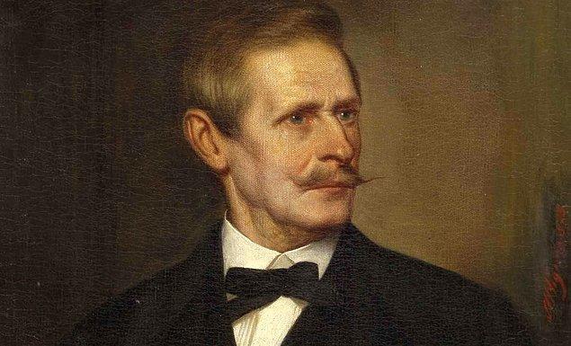 4. Joseph Aigner, 19. yüzyılda Avusturya'da oldukça tanınmış bir ressamdı. Ancak melankolik bir yapısı vardı ve hayattan pek zevk aldığı söylenemezdi. Aigner, yıllar içerisinde birkaç kez intihar girişiminde bulundu.