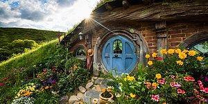 """Orta Dünya'nın Shire Köyü Ülkemize Geliyor: Sivas'ta """"Hobbit Evleri"""" Yükseliyor"""