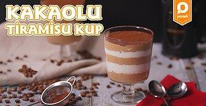 Muhteşem Kakaonun Kahve ile Buluştuğu Lezzet: Kakaolu Tiramisu Kup Nasıl Yapılır?