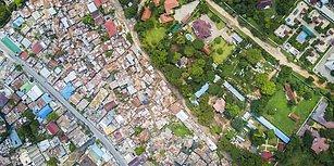 Şehirlerin İki Yüzü: Bir Fotoğrafçının Kadrajından Tüm Dünyadan 'Kuş Bakışı Eşitsizlik ve Adaletsizlik'