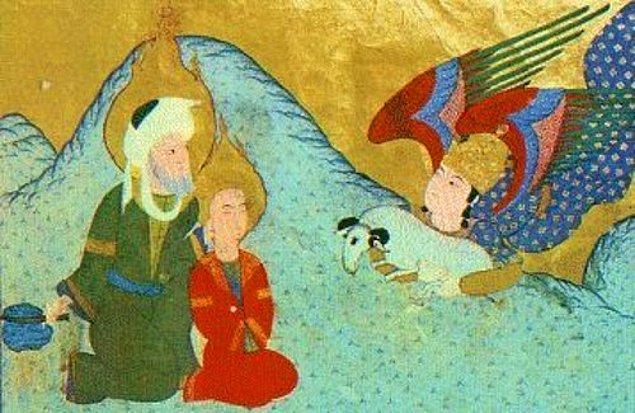 3. Kur'an-ı Kerim'e göre Hz. İsmail'in babası kimdir?