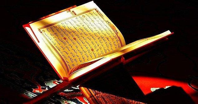 9. Kur'an-ı Kerim kaç ayetten oluşmaktadır?