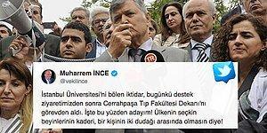 Cerrahpaşa Tıp Fakültesi'nin Dekanı Prof. Dr. Alaattin Duran 'Görevden Alındı'