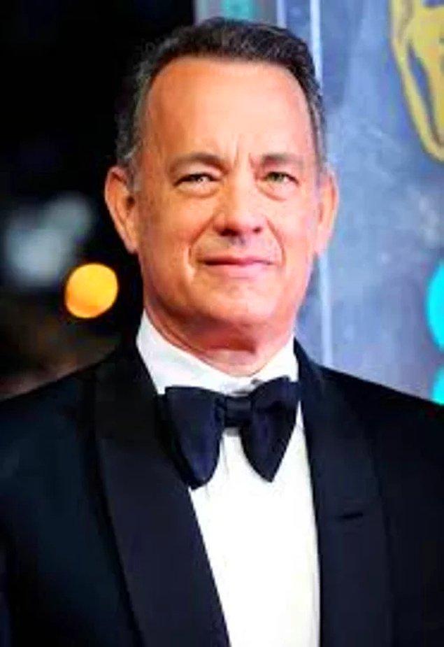 20. Tom Hanks ve oğlu Colin Hanks