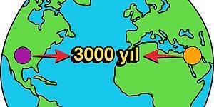 300 IQ'luk Soru: Dünyanın İki Ayrı Ucundaki İki Ölümsüz İnsan, Birbirleriyle Kaç Yıl Sonra Karşılaşır?