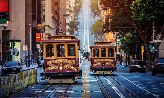 2. San Francisco, ABD - 4.974 $