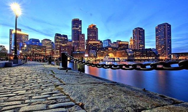 5. Boston, ABD - 3.740 $