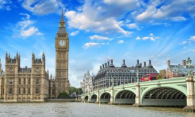 11. Londra, Birleşik Krallık - 3.381 $