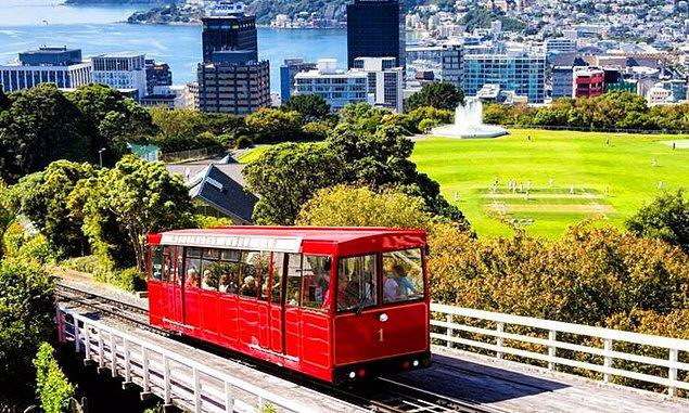 18. Wellington, Yeni Zelanda - 2.946 $