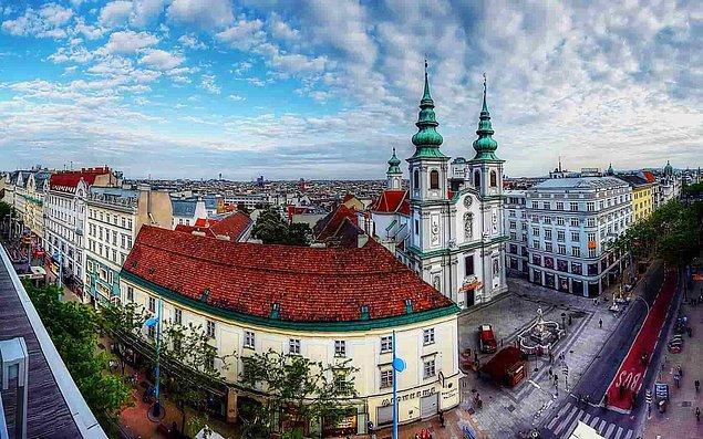 28. Viyana, Avusturya - 2.425 $