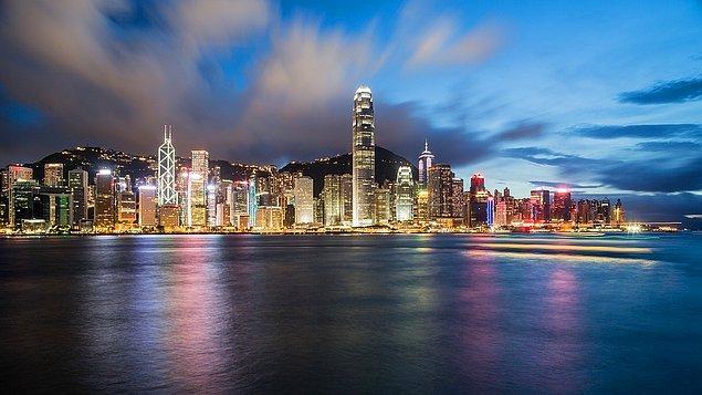 23. Hong Kong, Hong Kong - 2.550 $