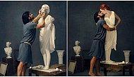 Antik Yunan'da Kendi Yaptığı Heykele Aşık Olan Bir Garip Heykeltıraş: Kıbrıslı Pygmalion