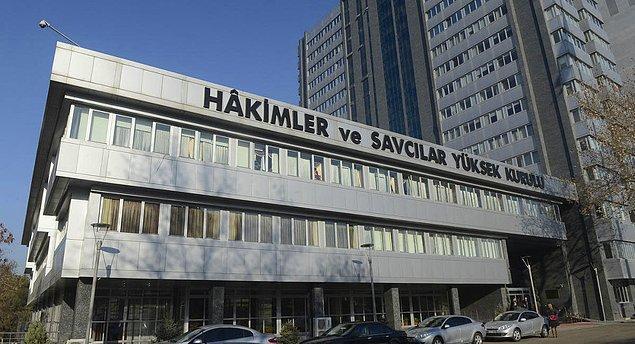 """""""Adalet Bakanı ve müsteşarı HSYK'da olmayacak"""""""