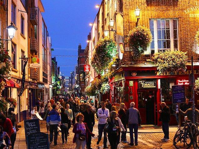 20. Dublin, İrlanda — 2,762$