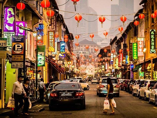 13. Singapur, Singapur — 3,099$