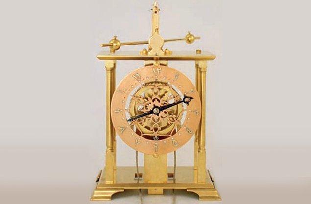 Ayrıca hayatımızı yönlendiren saatleri geliştirmek için saatlere birer astronomik aygıt olarak yaklaşmıştı.