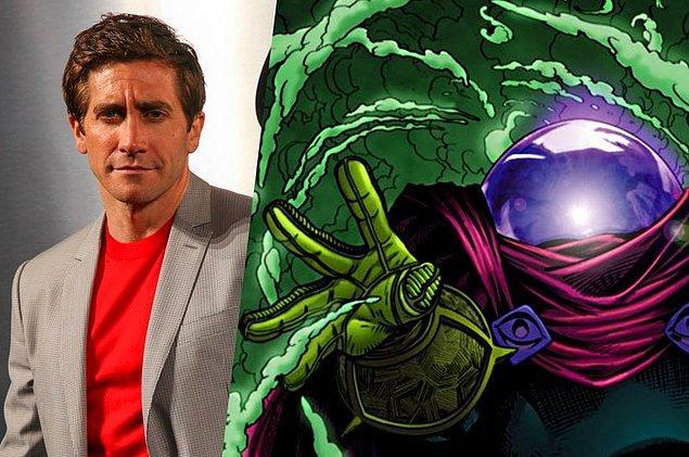 14. Spider-Man: Homecoming 2 filminin kötü karakteri Mysterio'yu canlandıracak oyuncu belli oldu: Jake Gyllenhaal