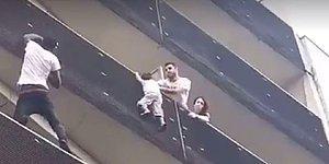 Fransa 'Kahraman Örümcek Adamı' Konuşuyor: Balkondan Sarkan 4 Yaşındaki Çocuğu Saniyeler İçinde Kurtardı