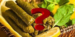 Gerçek Bir Türk Yemekleri Gurmesi misin?