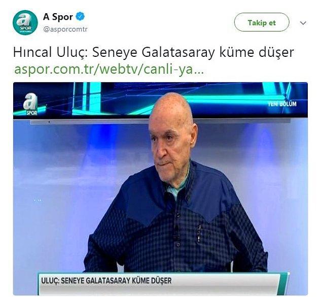 4. Türk futbolunun yeni totemcisi.