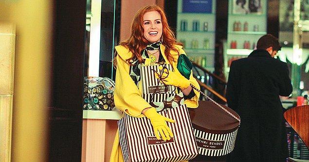 """""""Oniomania, alışverişe çıkıp alım yapmak için kontrol edilemeyen bir istek."""""""