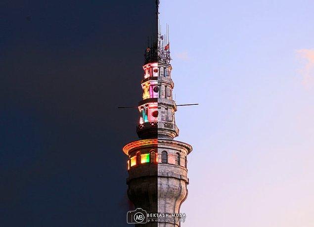 #4 Bayezit Kulesi