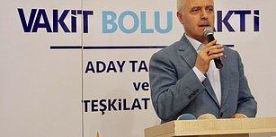 AKP'li Mustafa Ataş: 'Erdoğan'ı Başkan Yapmadan Çocuğumuz, Ailemiz, Eşimiz, Dostumuz Haramdır'
