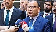 İnce'nin TRT Eleştirilerini Bozdağ Cevapladı: 'Daha Gelmeden Medyanın Sesini Kısmaya Çalışıyorlar'