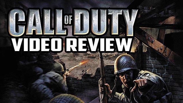 9. Call of Duty (33.6)