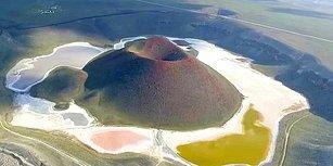 Dünyanın Nazar Boncuğu Artık Yok: Meke Gölü Kuraklık ve Yanlış Sulama Nedeniyle Kurudu