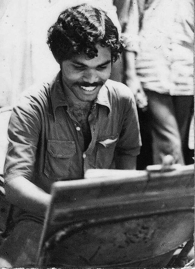 1. Pradyumna Kumar Mahanandia 1949 yılında, Hindistan'ın uzak köylerinden birinde doğar.