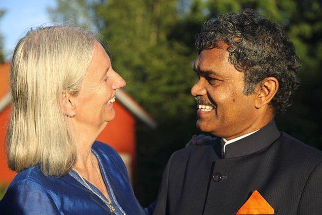 11. Birbirlerine kavuşur kavuşmaz evlenen çift, 40 yılı aşkın süredir beraberler…