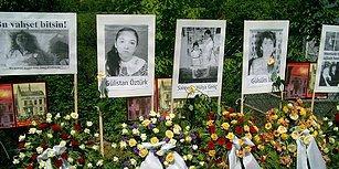 Yiten 5 Can ve İçimizde Sönmeyen Bir Ateş: Solingen Saldırısı'nın Üzerinden 25 Yıl Geçti