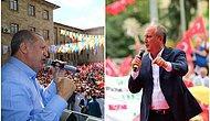 'Pensilvanya' Polemiği Sürüyor: Cumhurbaşkanı Erdoğan'dan Muharrem İnce'ye Tazminat Davası