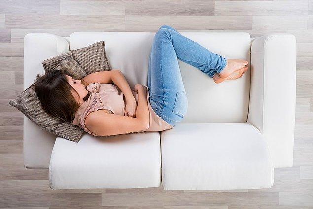 7. Erkekler de PMS yaşar.