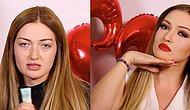 15 Öncesi ve Sonrası Fotoğrafla Sosyal Medyanın Dünyaca Ünlü Makyaj Youtuberları
