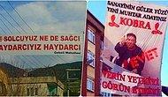 Propaganda Konusunda Dünya Lideri Olduğumuzu Kanıtlayan 19 Garip Seçim Afişi
