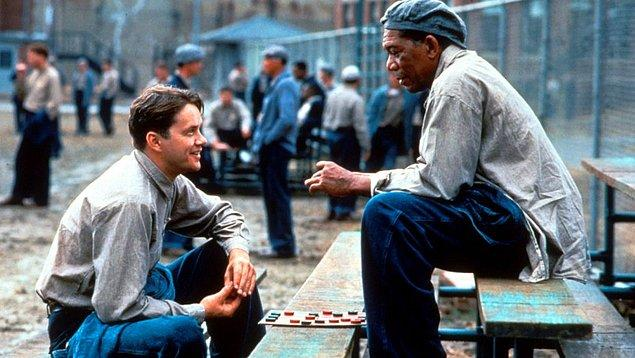 1. Esaretin Bedeli (1994) The Shawshank Redemption