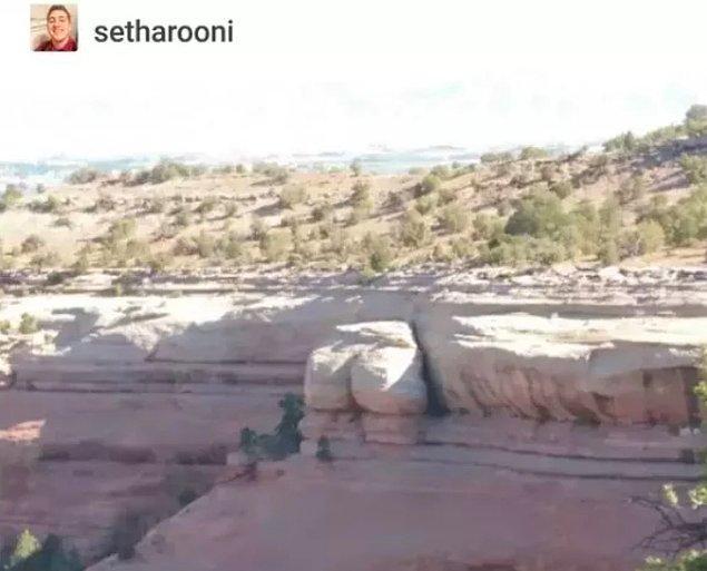 2. Tırmanış aşkını arttıracak kayalıklar 😝