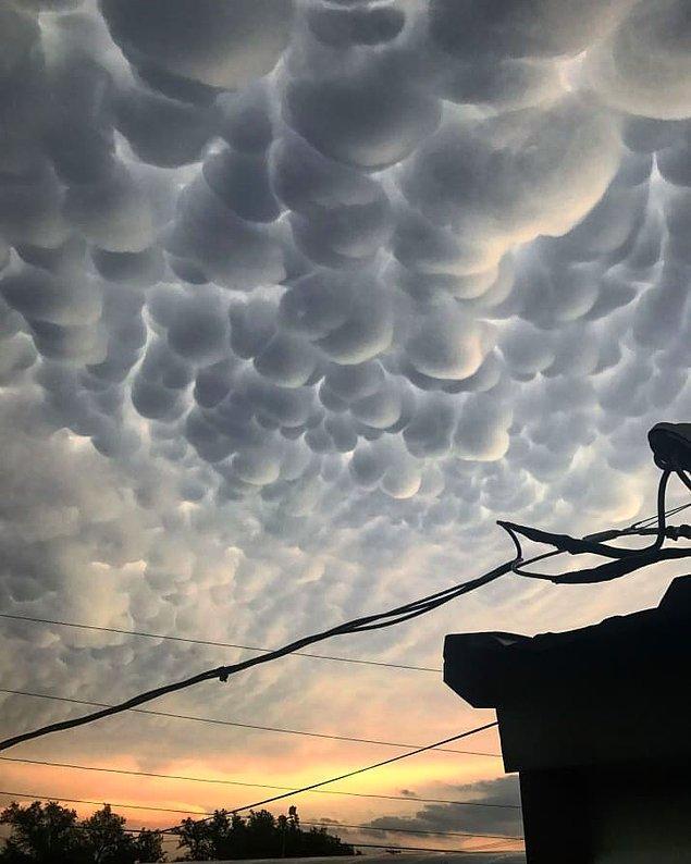 4. Bulutların da seksi görünebileceğini düşünmüş müydünüz hiç? ☁️☁️☁️