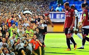 Profesyonel Liglerde 2017-2018 Sezonunda Küme Düşen ve Bir Üst Lige Çıkan Takımlar